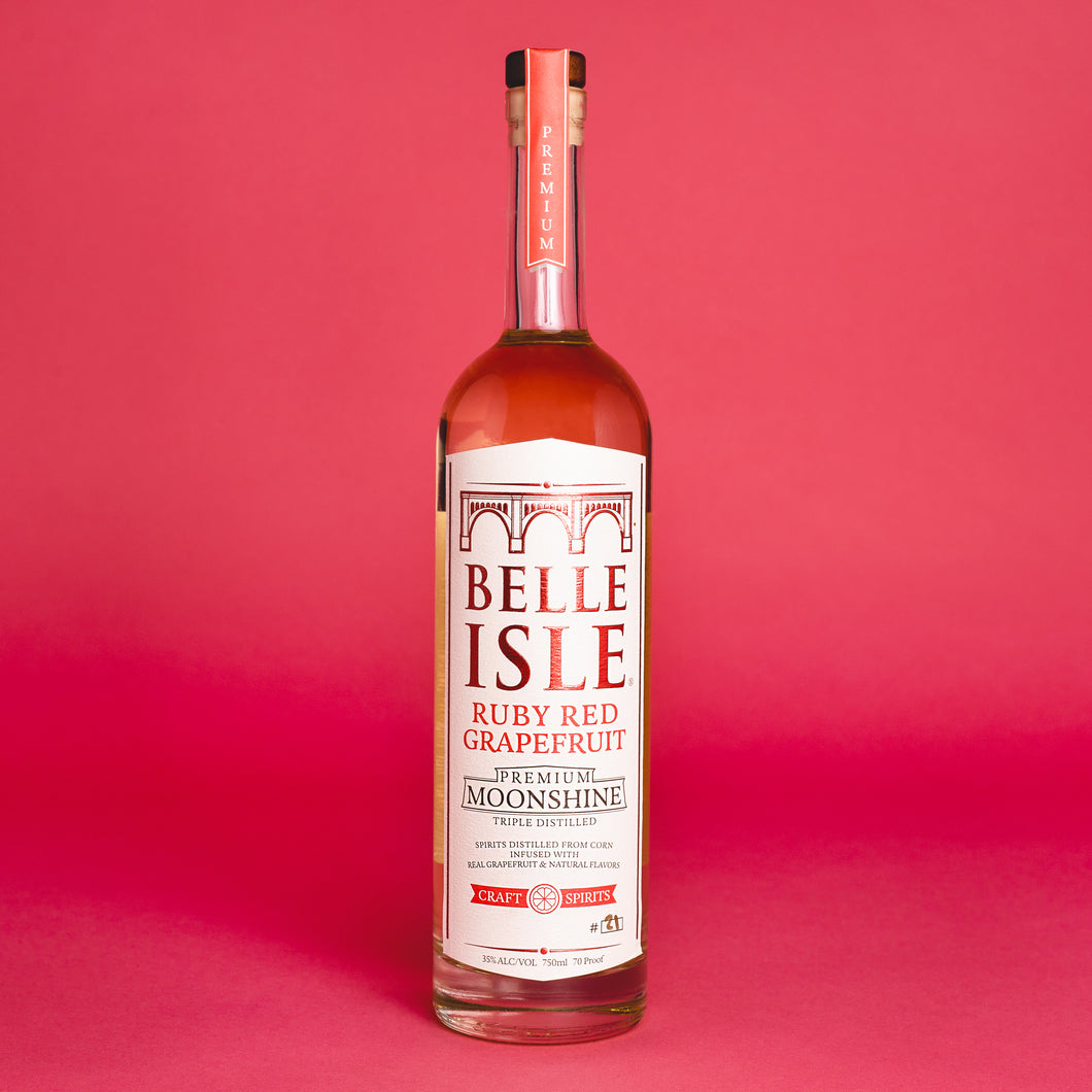 Belle Isle Ruby Red Grapefruit