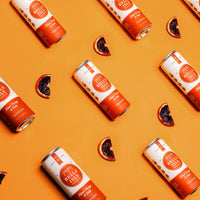 (12-Pack) Blood Orange & Soda