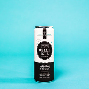 (4-Pack) Cold Brew & Coconut