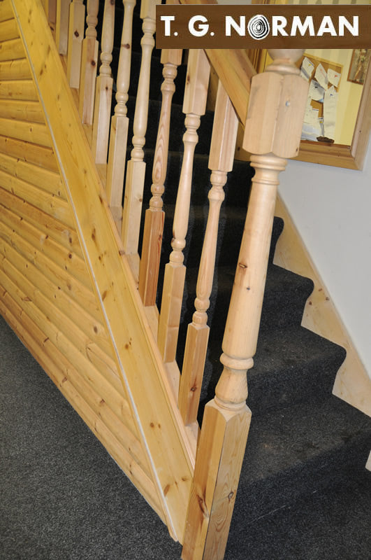 Handrails/Spindles/Mule Posts