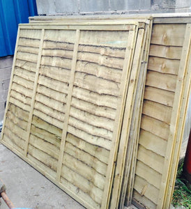 6′ Fencing Panels – Treated