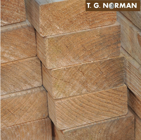 CLS TIMBER 4″ x 2″ x 4.8m
