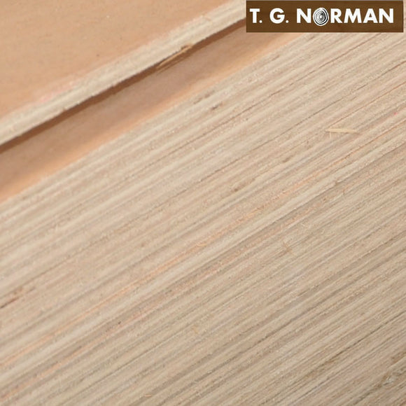 Plywood 2.4 x 1.2 18mm SHEETS