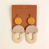 Clay Earrings by Raising River