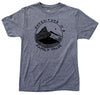 Adventure is a Family Value Unisex Triblend Tee in Grey