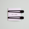 Contemporary Hair Clips by NAT + NOOR