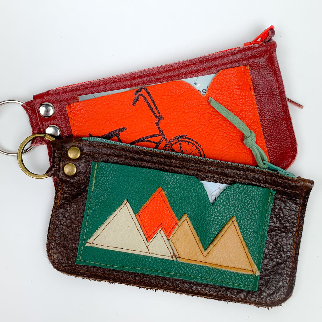 Zip Pouch by Sown Designs