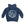 Be Brave Kid's Pullover Hoodie in Dark Navy