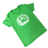 Find Adventure Together Kid's Tee in Apple Green