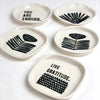 Porcelain Dishes by MB Art Studios