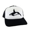 Orca, Save the Whales Trucker Hat