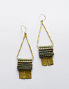 Rooted Temple Earrings by AMiRA