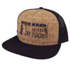 Work Hard & Be Nice Trucker Hat
