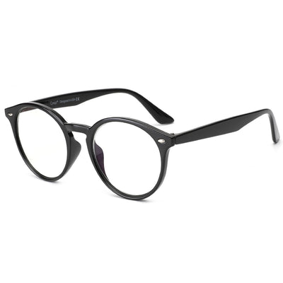 Retro Classic Anti Blue Light Reading Glasses - Eye Wear Blue