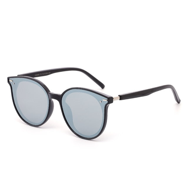 Cat Eye Sunglasses for Women Polarized Anti UV400 - Eye Wear Blue