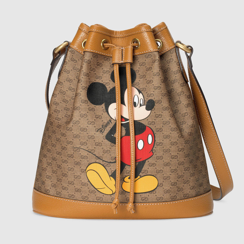 Disney x Gucci small bucket bag - Haim Place