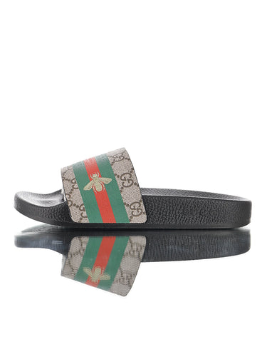 Gucci  GG Bee Slide Sandal 3D - Haim Place