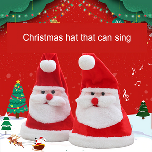 Electric christmas hat - Haim Place