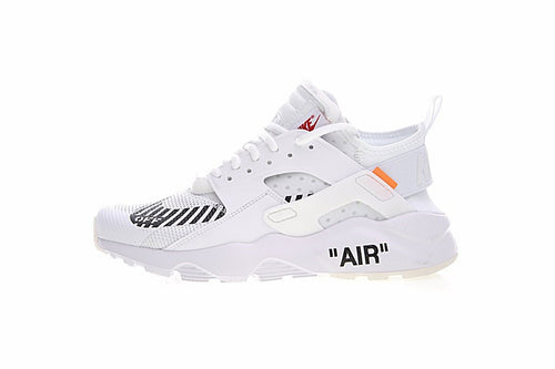 Nike Air Huarache Ultra Virgil Abloh OFF WHITE  AA3841-100 - Haim Place
