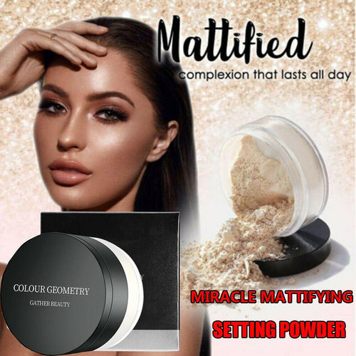 Miracle Waterproof Setting Powder - Haim Place