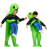 Alien Carrying Costume - Haim Place