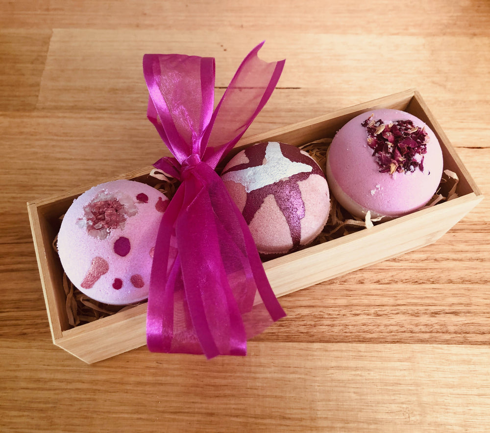 Teacher / Christmas / Birthday Bath Bomb Gift Hamper 4