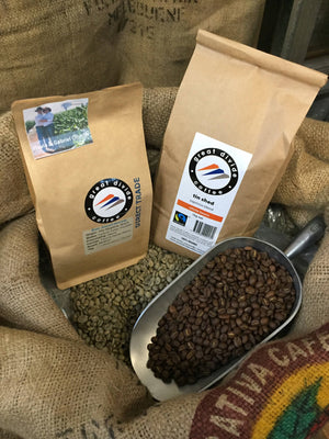 Load image into Gallery viewer, Tin Shed Espresso Blend 500g