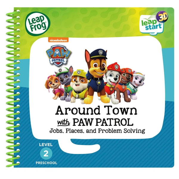 LeapFrog Paw Patrol Activity Book 3D - DMA Stores