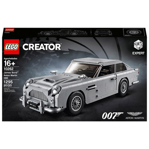 LEGO 10262 Creator Expert James Bond Aston Martin DB5 Model