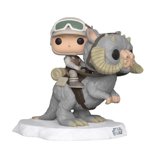 POP! Vinyl: Luke Skywalker with Tauntaun - Deluxe Star Wars - DMA Stores