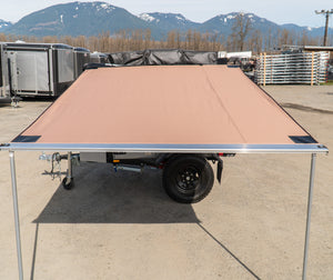 Vehicle Awning - www.doghousetents.com