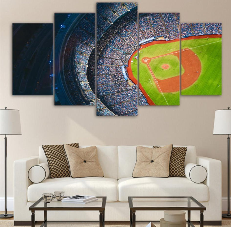 Stadium Serial For Living Room Print Poster Pictures Wall Art Pictures