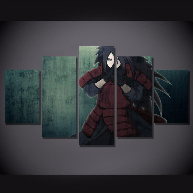 5 Piece Anime Prints Naruto Wall Painting Art Poster Picture Art Canvas