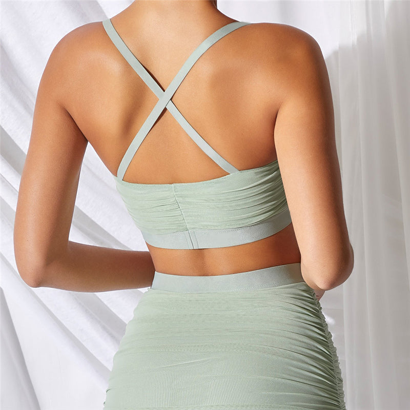 Mia 2 Piece Sexy Backless Set