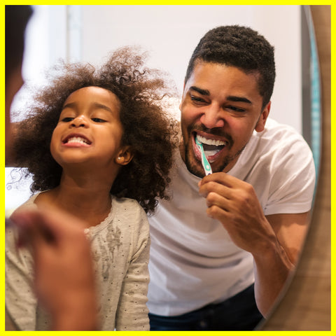 Brushing and flossing - TADSmile