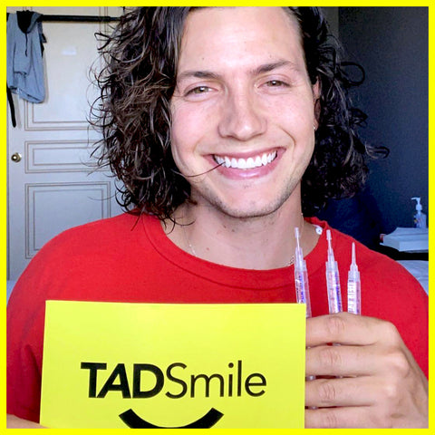 TADSmile customer - Ryan Nassif
