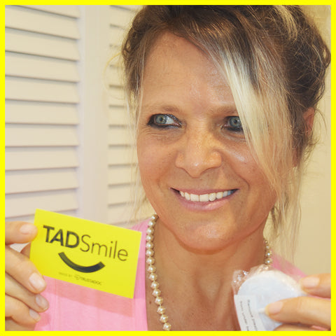 TADSmile Customer - Marcela Hurtado