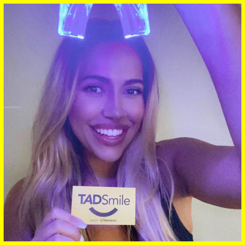 TADSmile Customer - Gaby