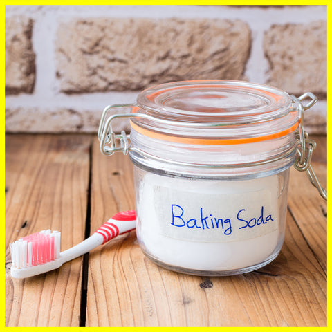Whitening Teeth with Baking Soda - TADSmile