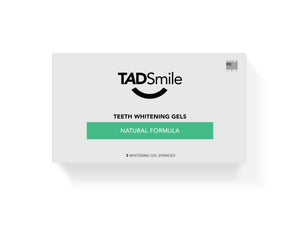 Teeth Whitening Gel Refill - Natural Formula