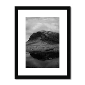 Distant Call - Framed & Mounted Print