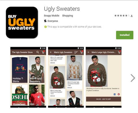 Ugly Store App