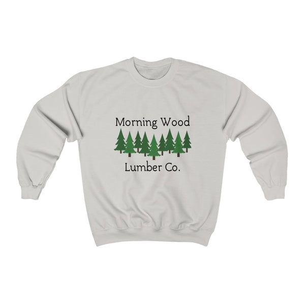 Morning Wood Lumber Co Sweater