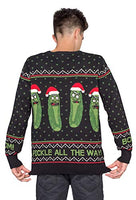 Rick and Morty Boom! PickleRick Ugly Christmas Sweater