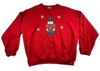 Bedazzled Nutcracker Ugly Christmas Sweater