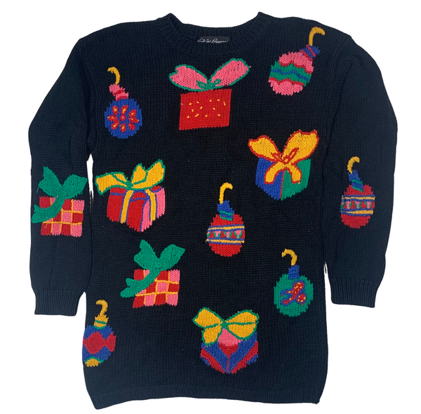 Christmas Icons Ugly Christmas Sweater