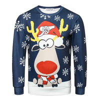 Rudolph Christmas Sweater