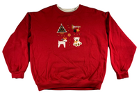 Vintage Toys Ugly Christmas Sweater