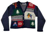 Winnie the Pooh Ugly Christmas Sweater