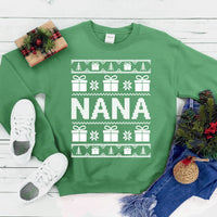 Nana Christmas Sweatshirt